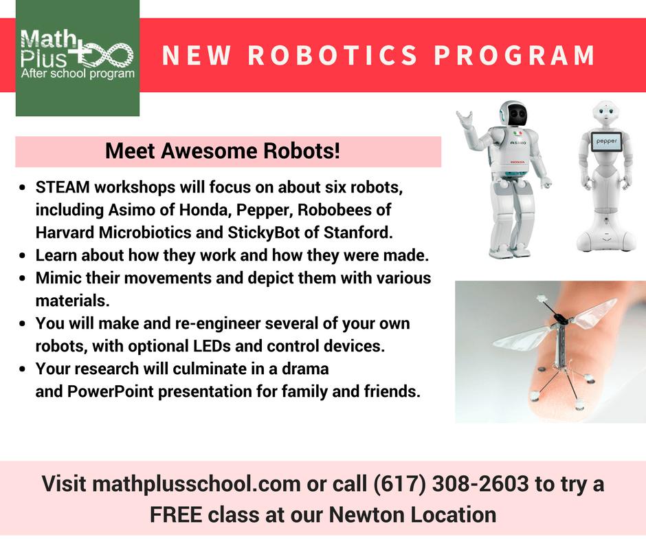Robotics/STEAM program